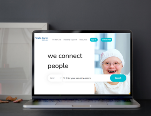 Find the right carer online